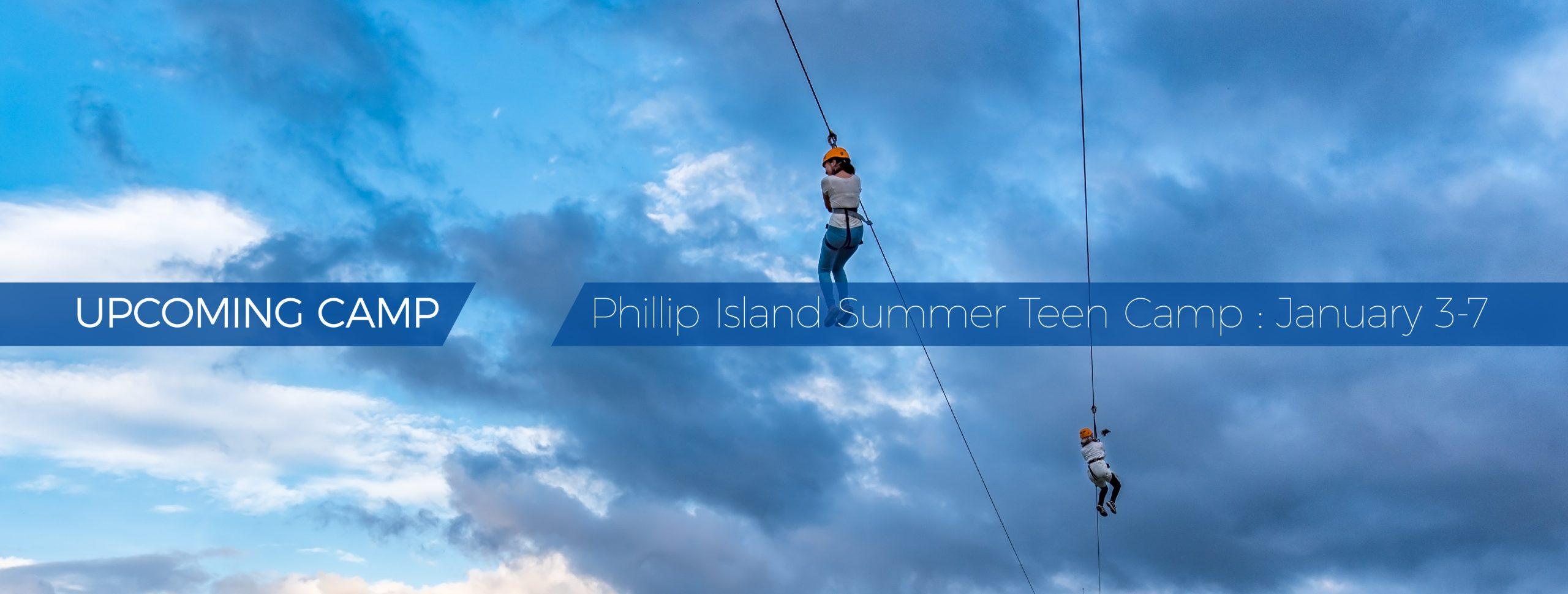 Esa Camp Phillip Island